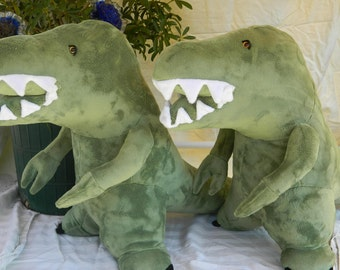 Large Plush T-Rex!