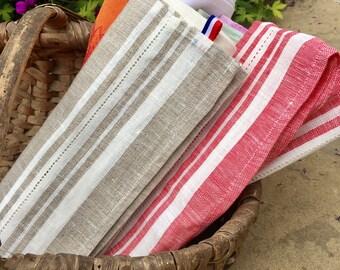 Linen Tea Towel - Glass Cleaning Cloth