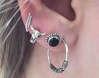 A set of Bohemian style earring jol