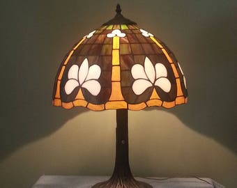 Stained Glass Lamp - Table Lamp
