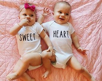 Sweet Heart Onesie or Tee