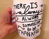 Mug - hand decorated - Cu...