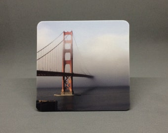 IN STOCK - Golden Gate Bridge Night Light for Child's Room, Playroom, San Francisco Decor