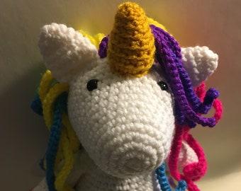 Lorelei the Unicorn **made to order**