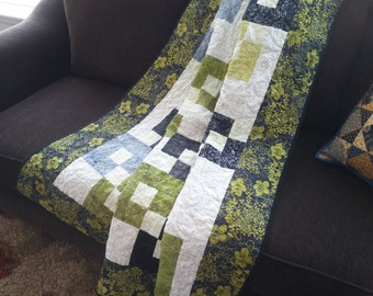 Custom size quilt, made to order