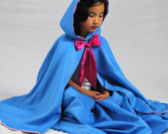 Child's Cape Only, Fairygodmother, sz 2-14