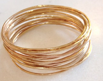 Adorn Gold Bangles.