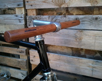 manillar recto de madera de jatoba