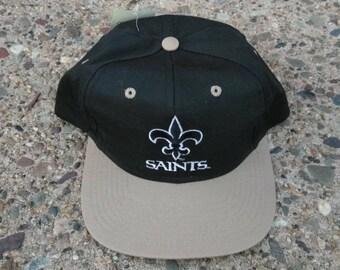 Vintage Team NFL New Orleans Saints snapback