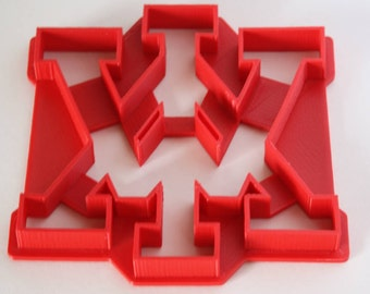 VMI Cookie Cutter 3D Printed