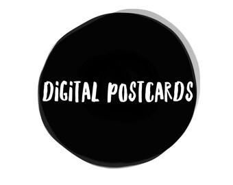 Set of 9 Digital Postcards for Your Direct Sales Team