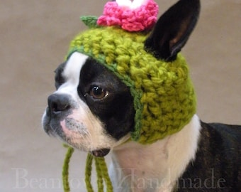 Bloomtastic Dog Hat- Size Small