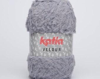 Ball of Katia 64 Velvet