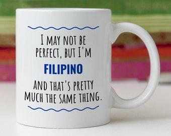Philippines Gift/Filipino Gift/Philippines Mug/Filipino Mug/Gift for Filipino/Filipino Present/Philippines Cup/Philippines Present