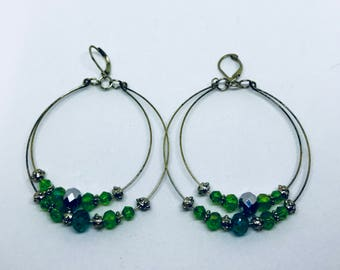 Earrings - Hoop - Free Shipping