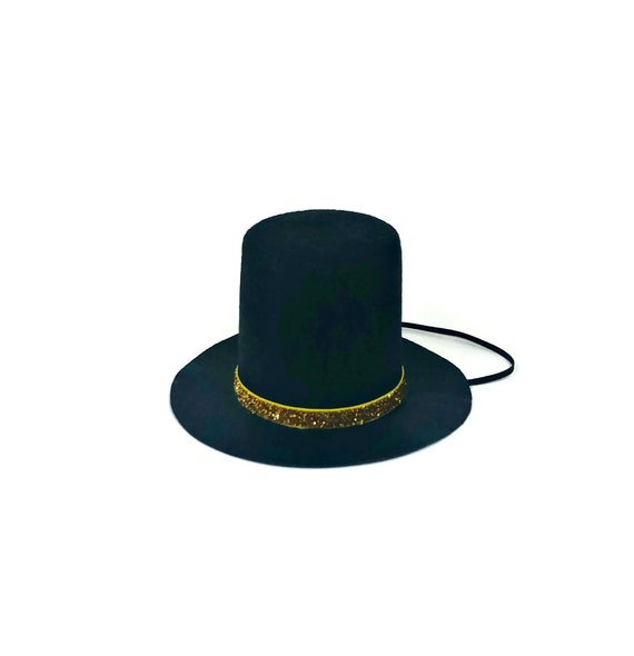 Dog Top Hat || Dog Birthday Hat || Dog Formal Costume  || Pet Birthday Party Outfit || Pet Puppy Cat Kitten || Kitty Pig Birthday Crown |