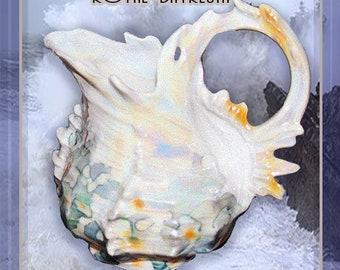 "Royal Bayreuth ""Seashell"" Creamer"