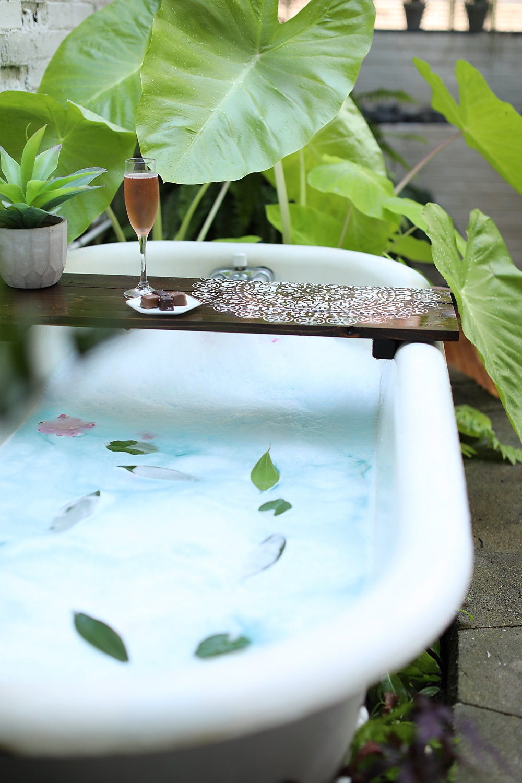 Awesome Tub Caddies Photos - Custom Bathtubs - kazenomise.net