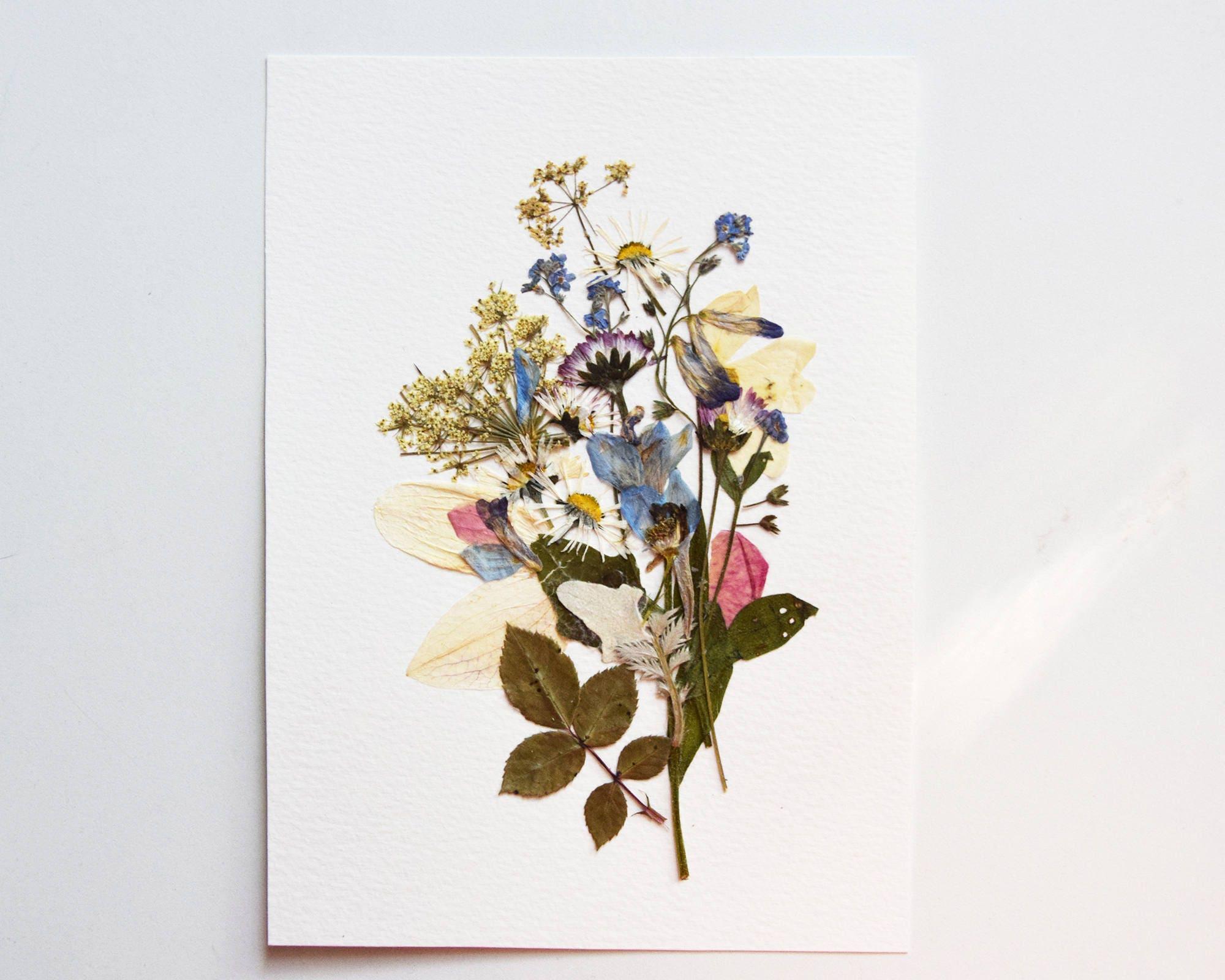 Druck botanischen Druck 5\'\' x 7\'\' Blume Drucke
