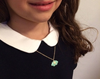 Necklace Cloudy (children's collection)