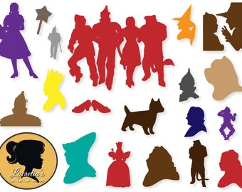 wizard of oz clipart etsy rh etsy com  free wizard of oz clipart
