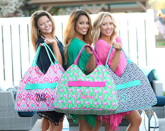 Monogrammed Beach bag , personalized beach bag , beach tote , vacation beach bag , navy beach Bag, embroidered beach bag , bridesmaid gifts