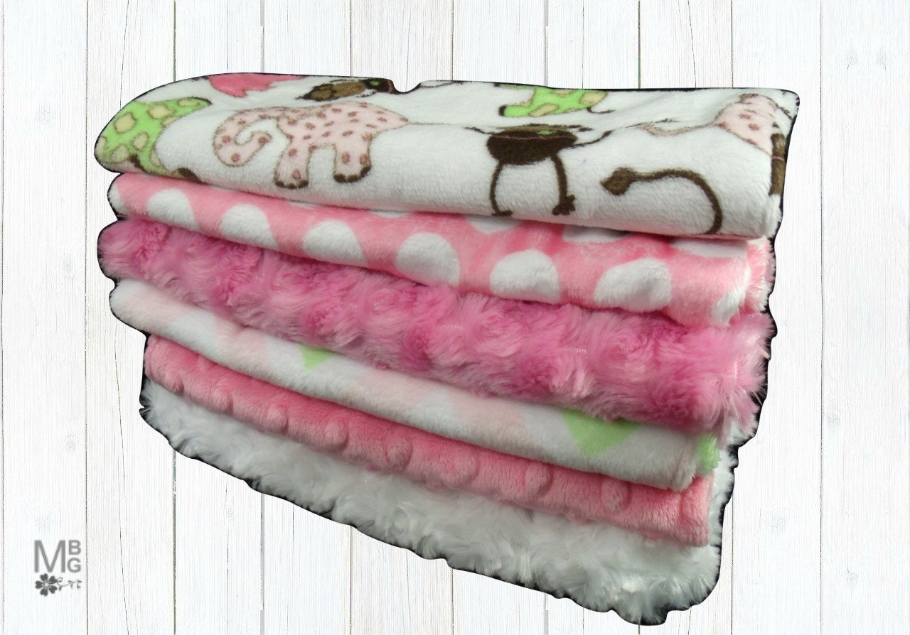 976bfb9ef ... Baby Burp Cloth Set in Assorted Prints, Layette Accessories, Woodland  Animal Burp Cloth Rags. gallery photo ...