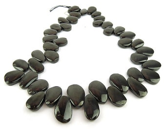 Genuine Jet Beads