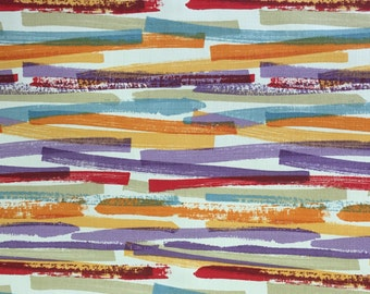 Brush Stroke - Modern - Upholstery Fabric by the Yard