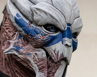 Garrus Vakarian (Mass Effect) - Full Mask