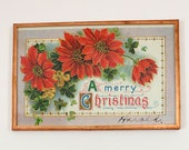 A Merry Christmas Postcar...