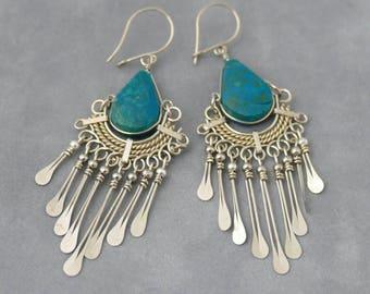 Bohemian Earrings Boho Earrings Boho Jewelry Gift For Her Dangle Earrings gypsy earrings bohemian jewelry  hippie earrings  drop earrings