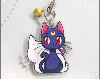Sailor Moon Kitties Charm