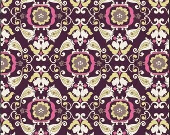 Art Gallery Fabrics - Paradise - Dark Chic Paper