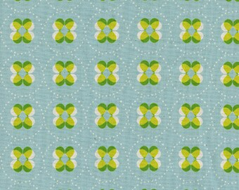 Cotton + Steel Panorama Ocean - petal dots - spring - 50cm