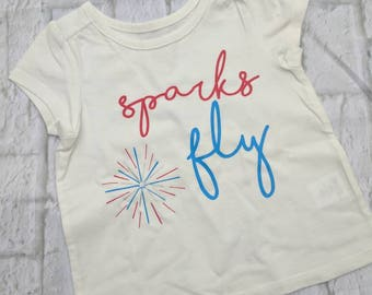 Girls  fourth of July shirt, toddler girls Fourth of July shirts, toddler girl Fourth of July shirt, patriotic shirt, Independence day shirt
