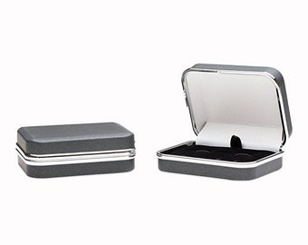 Unbranded Box for Cufflinks and Studs Tuxedo Formal Set