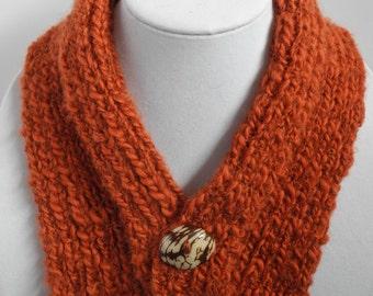 Thick and Thin Pumpkin Collar