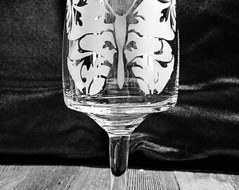 Small Wine Tastin Glass