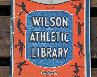 The Fundamentals of Football, A Wilson Athletic Library book