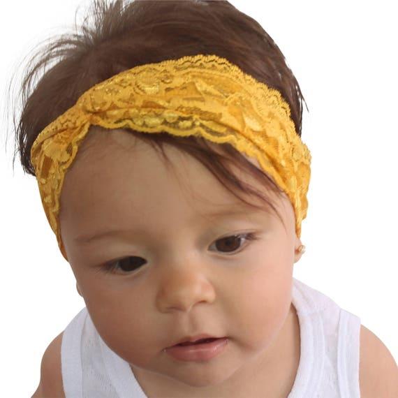 Mustard Headband, Yellow Headband, Turbans, Soft Headband, Very soft Headband, Adult Turban Headband, Twisted Headband
