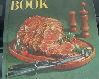 Vintage Better Homes and Gardens Meat Cook Book