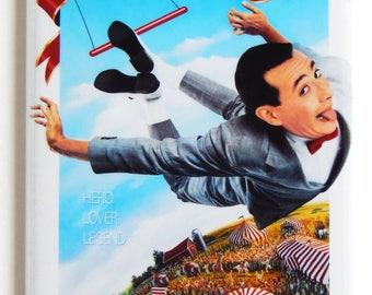 Big Top Pee Wee Movie Poster Fridge Magnet