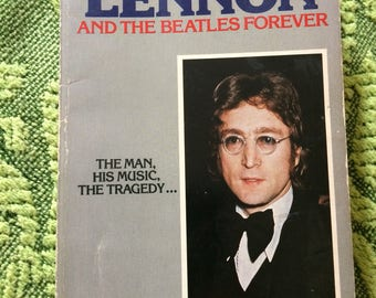 John Lennon and the Beatles Forever Book