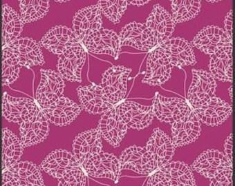Bijoux, Mystic Traveler Magenta by Bari J., Art Gallery Fabric ( By YARD)~