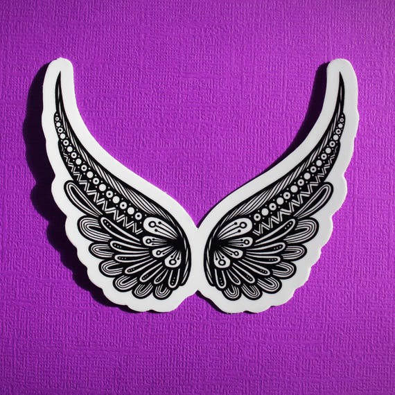Wings Sticker (WATERPROOF)