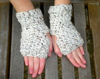 PATTERN:  Dreaming Tree Mitts, PDF easy crochet pattern, Fingerless Gloves, wrist warmers, mittens, InStant DownLoaD, Permission to Sell