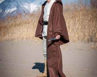 Star Wars Jedi Robe, Light Brown