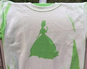 Tiana - Inspired Bleach Art Shirt