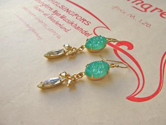 Exotica midi earrings...